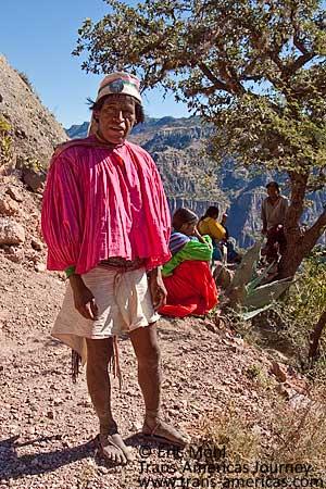 tarahumara indians running technique